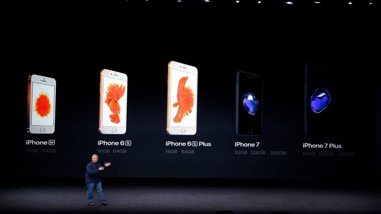 iphone 7 informazioni
