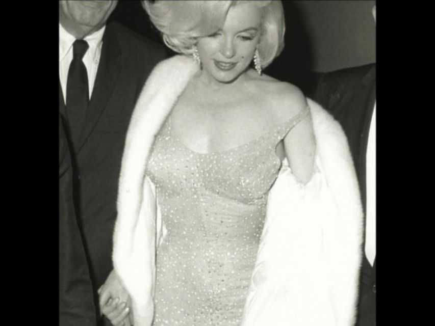 "Marilyn: all'asta l'abito dello scandaloso ""Happy birthday"""