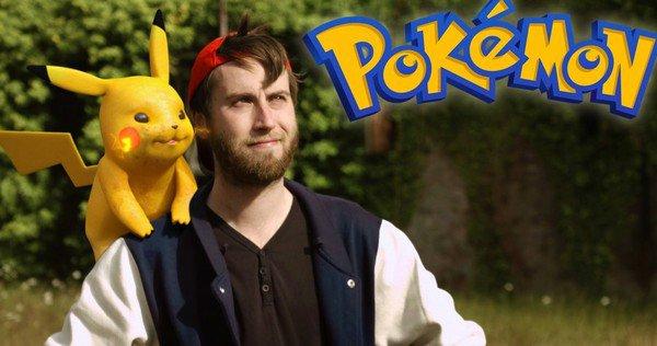 Pokèmon Go, in arrivo il film del popolare gioco