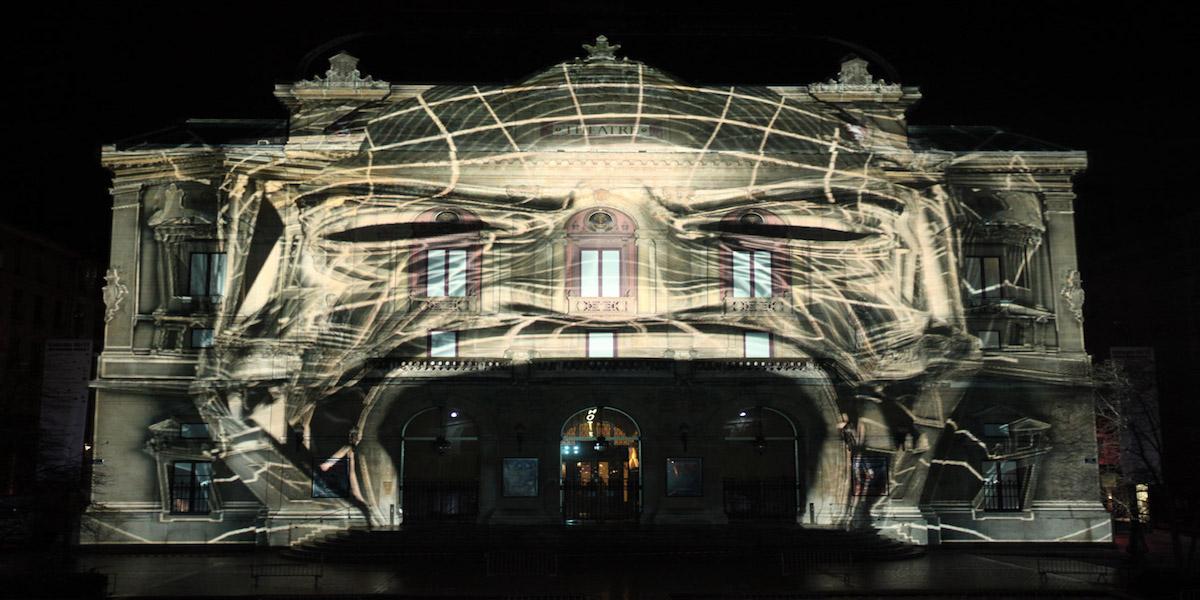 Video Mapping 3D, verso il RO-Map Interactive Light Festival di Roma