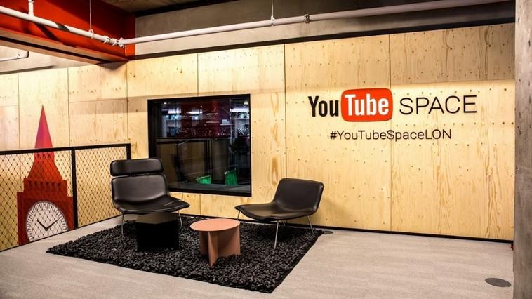 YouTube Creator Store Londra: a breve l'apertura