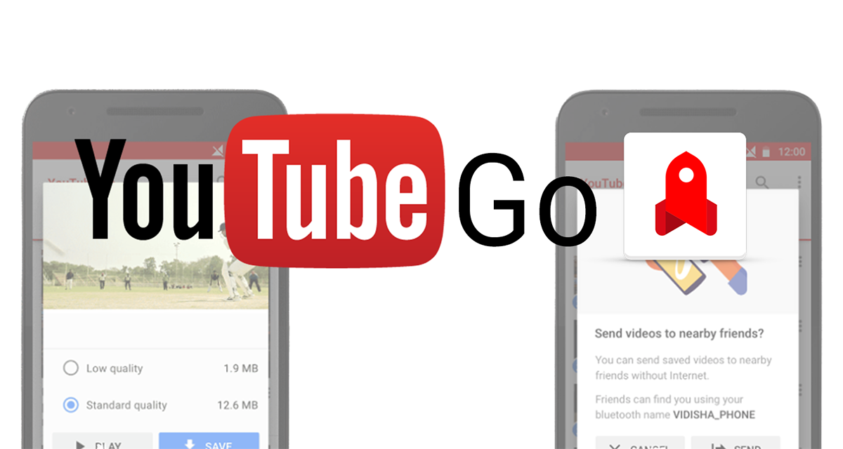 Youtube Go, la nuova app per guardare i video offline