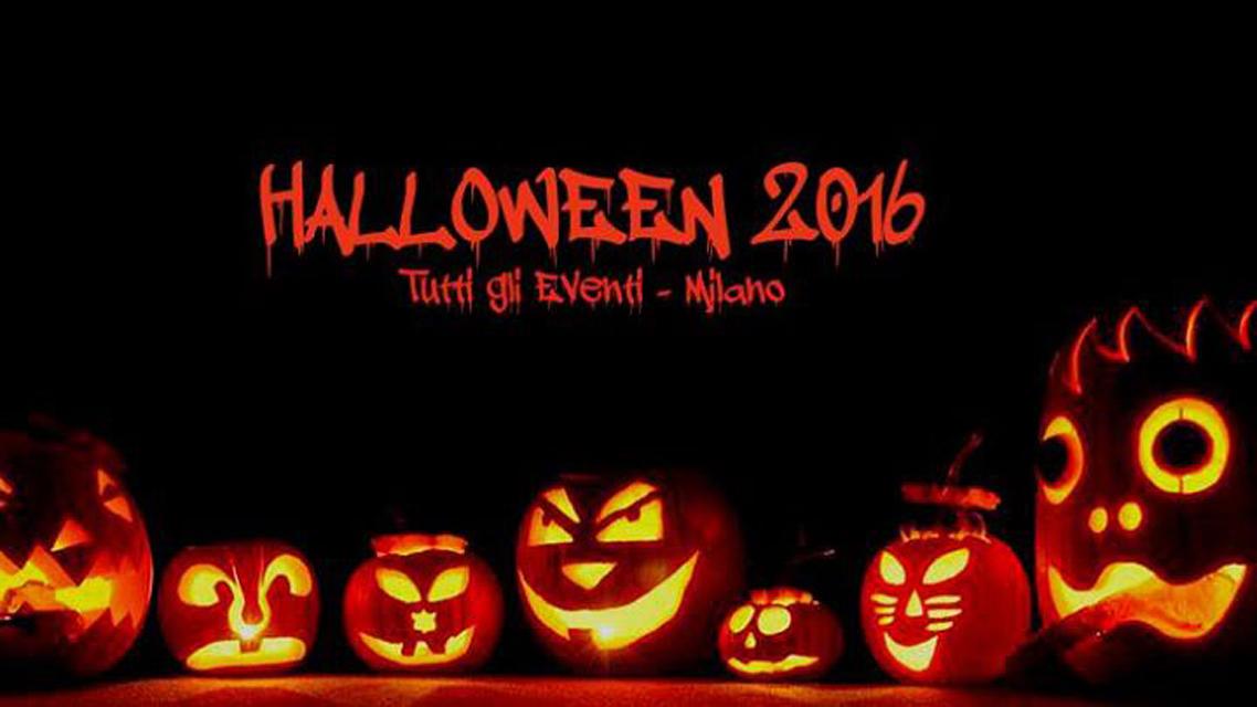 Halloween a Milano 2016: tutti gli eventi da brivido