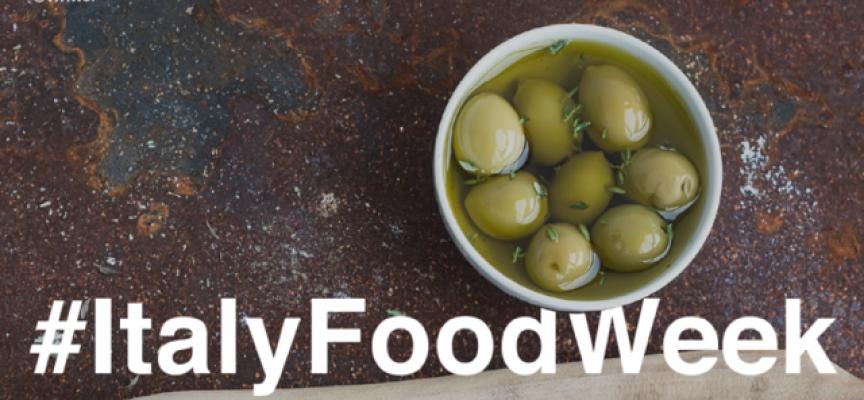 Social network e cibo: arriva su Twitter #ItalyFoodWeek