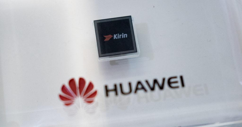 Kirin 960 di Huawei