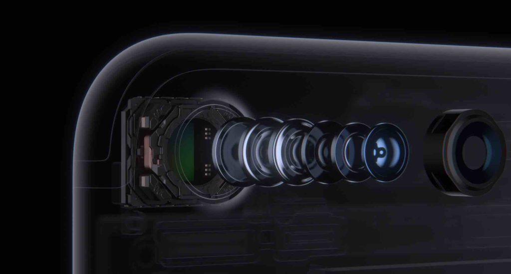 La fotocamera di iPhone 7 e 7 Plus