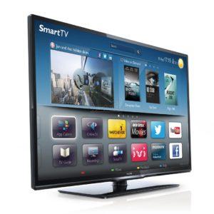 Smart TV Philips 32PFS6401-Design