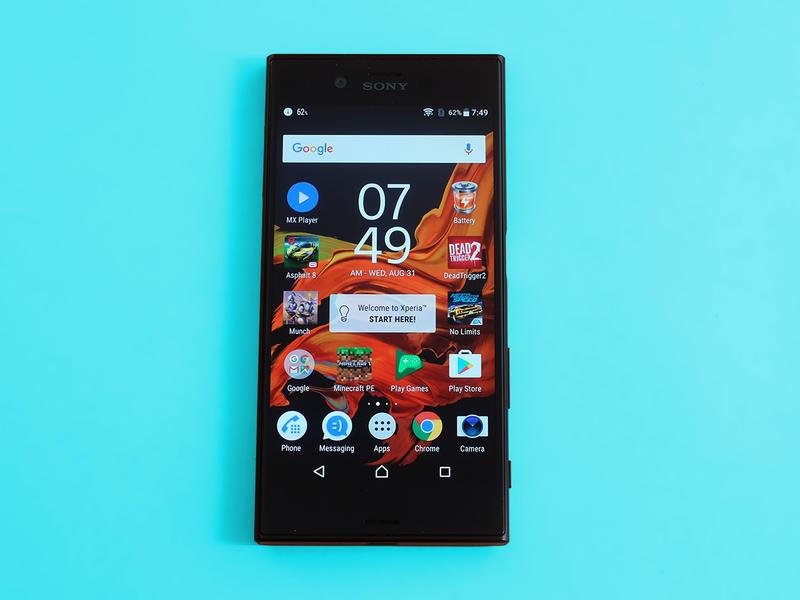 Il nuovo smartphone di Sony: lo Xperia XZ