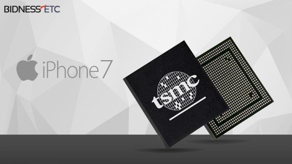 TSMC Chip A10