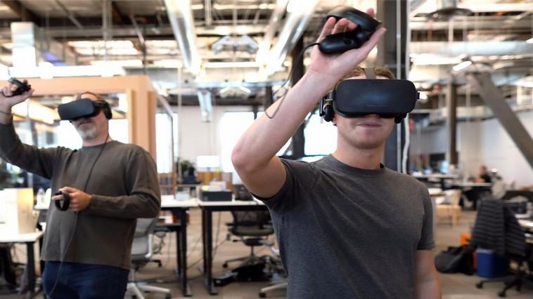 Facebook Carmel: arriva il browser del social network per la realtà virtuale