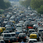 google maps traffico