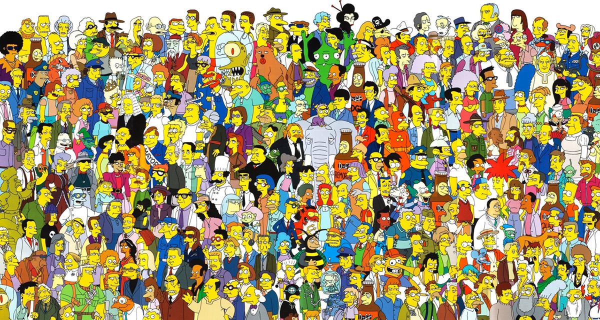 """Google e i Simpson: la gag del divano in """"realtà virtuale"""" per Halloween"""