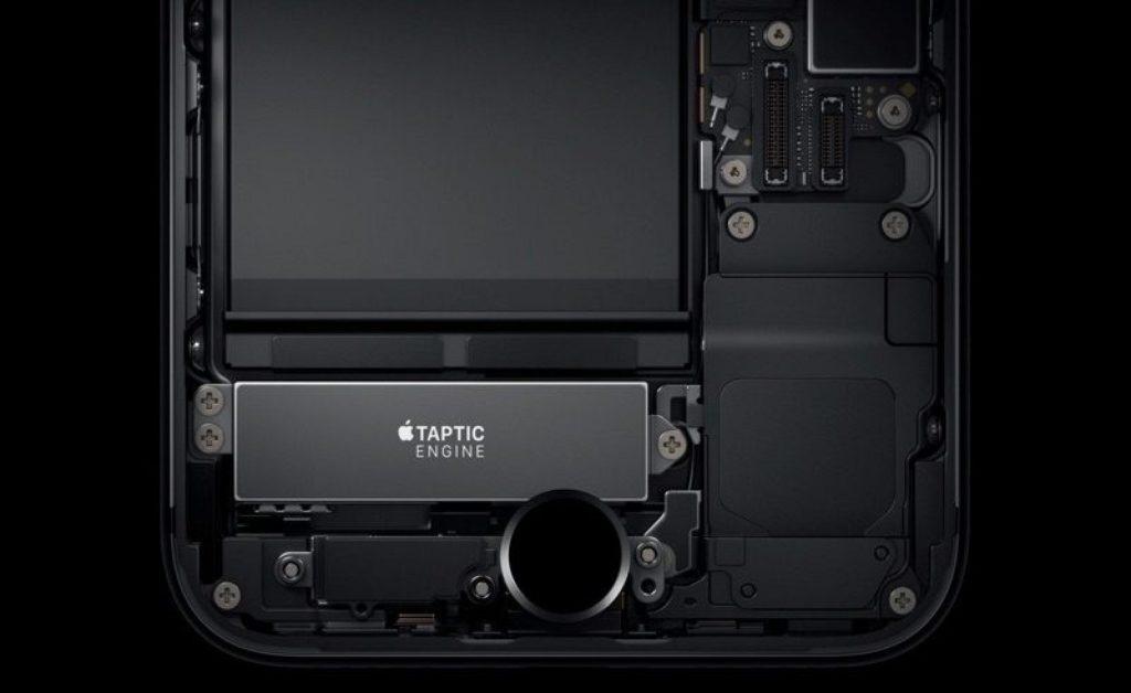 iPhone 7. Videocamera
