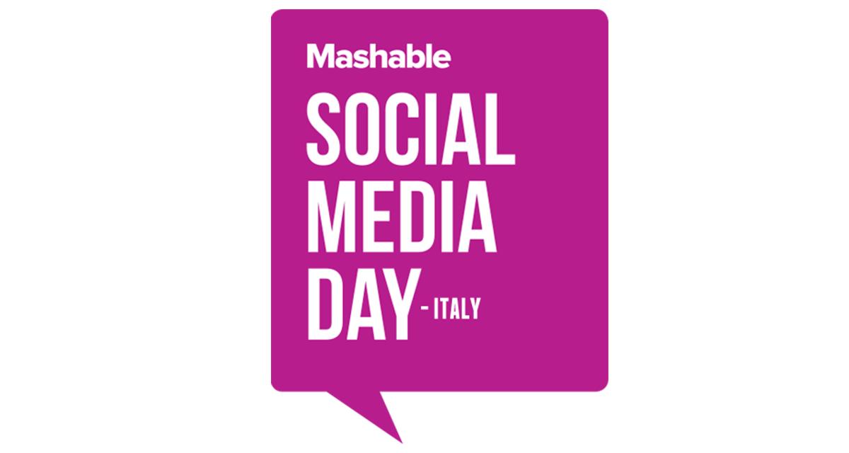 Mashable Social Media Day 2016, il 21-22 Ottobre a Milano