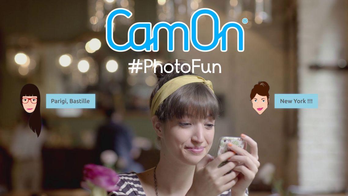 CamOn App: arriva l'applicazione per sfidare gli amici