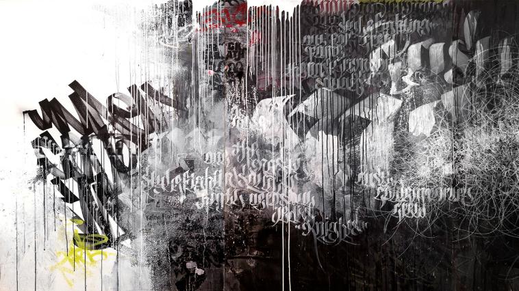// NO FONT ((CODEX): in mostra le opere di 10 artisti calligrafi il 3 novembre