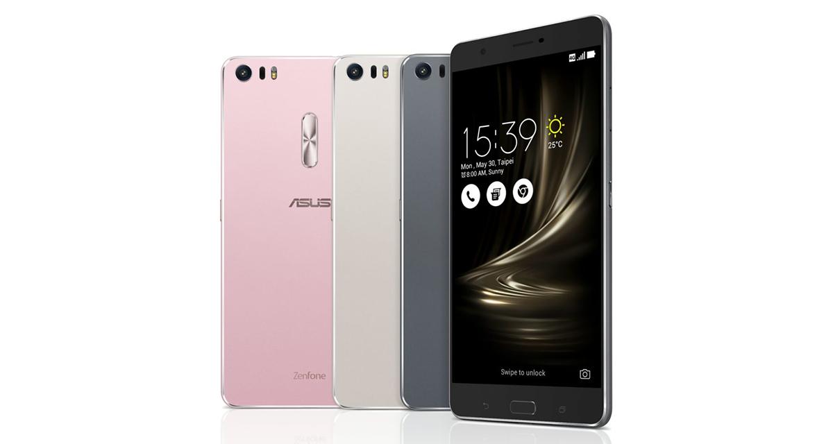 Smartphone Asus ZenFone 3, design e caratteristiche del nuovo device