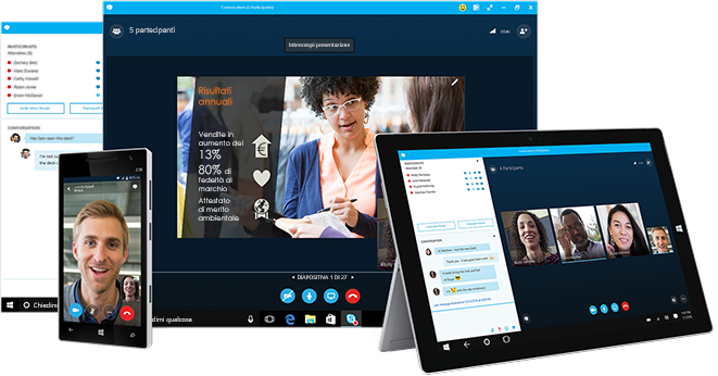 In arrivo Skype for Business per Mac