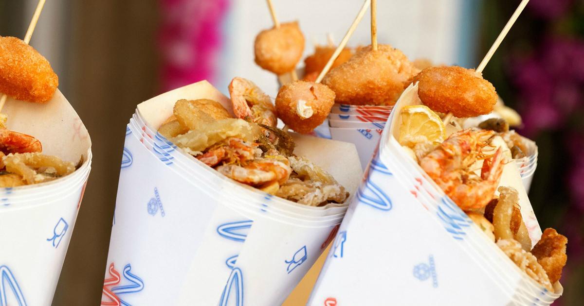 Nuove tendenze streetfood: 5 must +1  per l'Italia