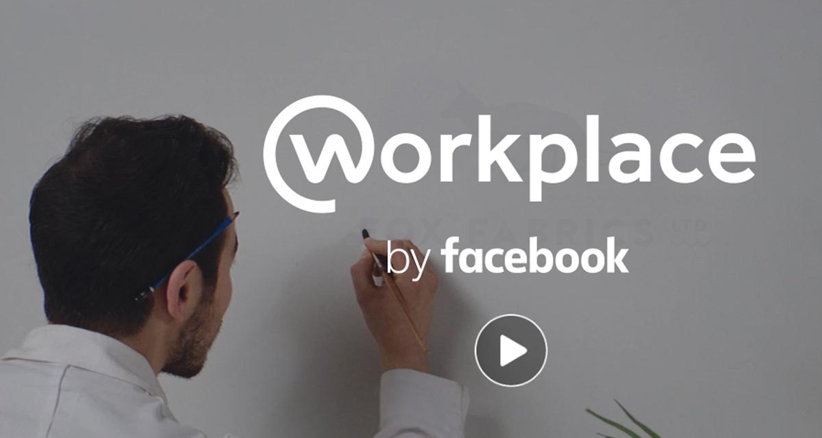 Workplace: la nuova piattaforma di Facebook per organizzare il lavoro