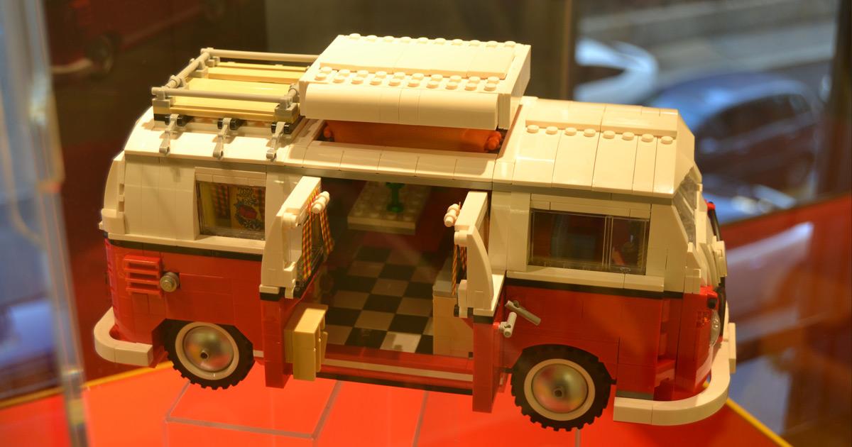 Lego Store Milano, il più grande negozio di mattoncini ora in Italia