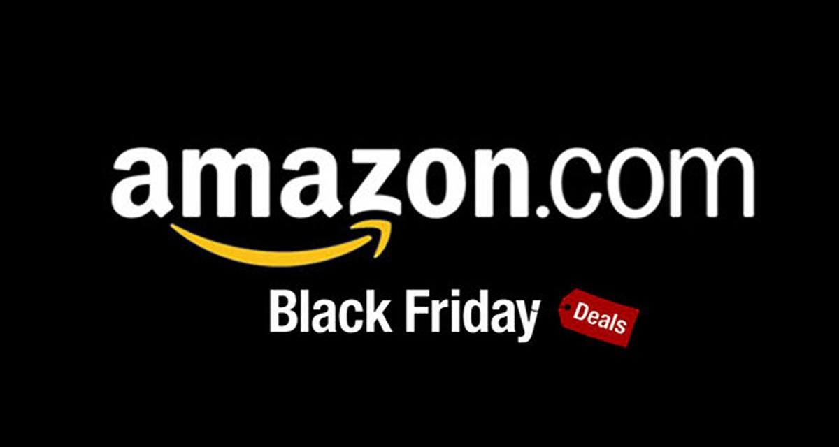 Amazon,dal 25 Novembre scatta  il Black Friday