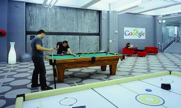 Google miglior posto mondo dove lavorare