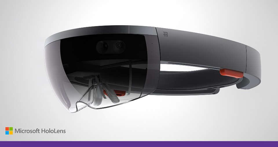Il visore HoloLens