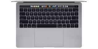 Macbook Pro- Touch Bar