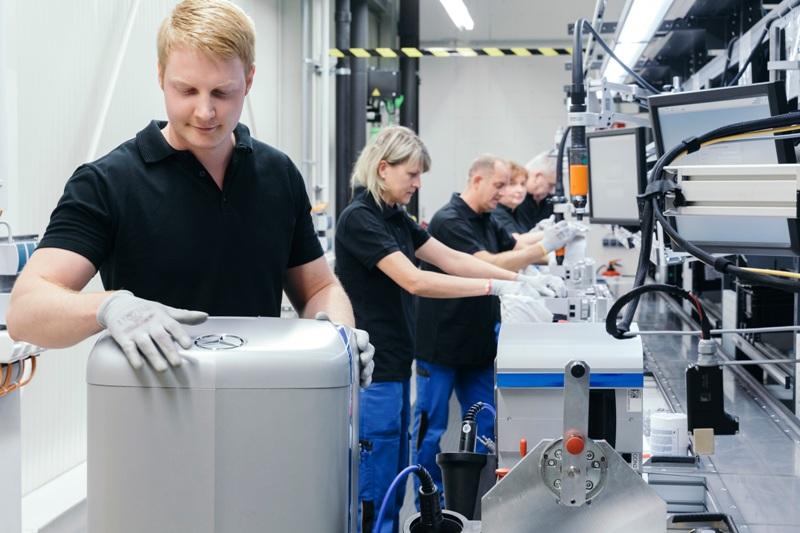 Mercedes Energy Storage: la nuova tecnologia di stoccaggio dell'energia elettrica