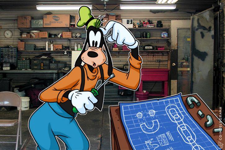 Walt Disney- Blockchain