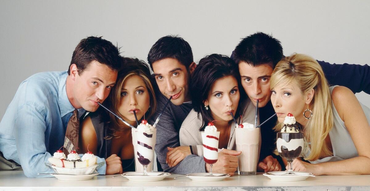 Serie TV Comedy, Friends è la più divertente