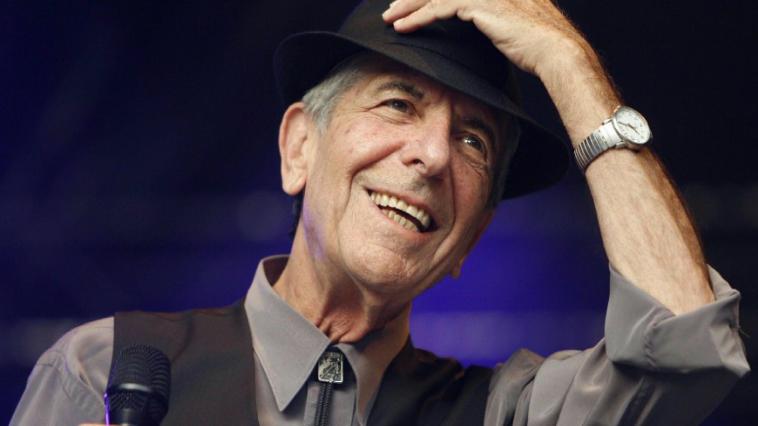 Addio a Leonard Cohen, il poeta della musica