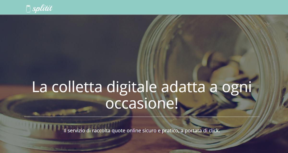 Splitit, la condivisione delle spese ora è digitale
