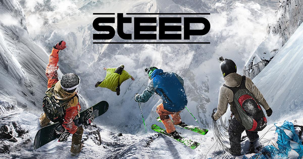Steep, è disponibile il nuovo gioco di sport invernali Ubisoft
