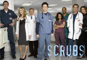 cast scrubs