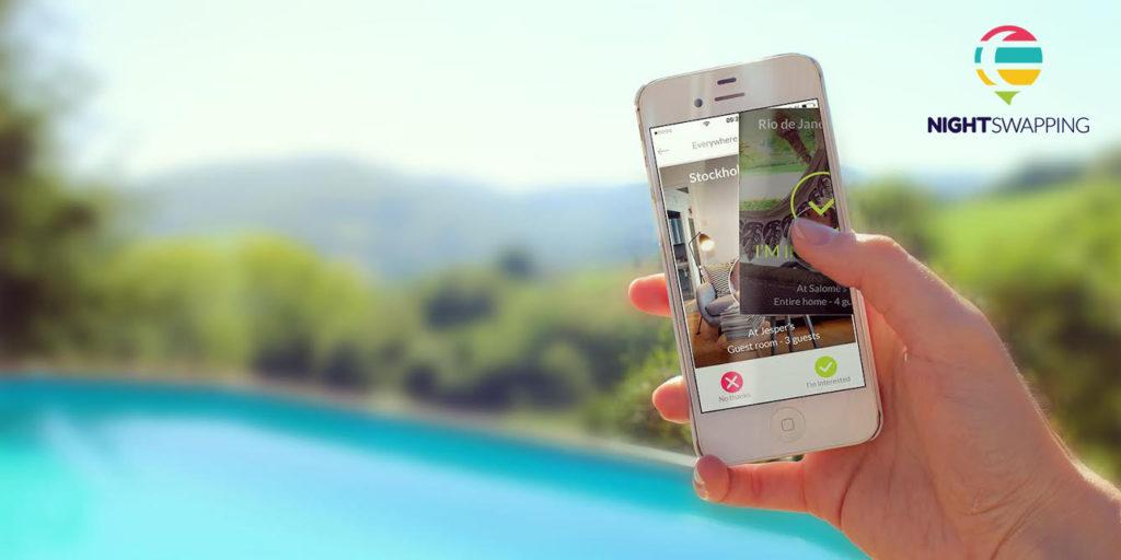 App sharing economy