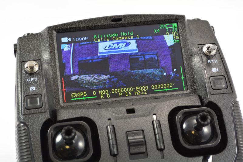 Hubsan H501S X4- Radiocomando