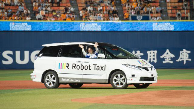 Il robo-taxi di Google