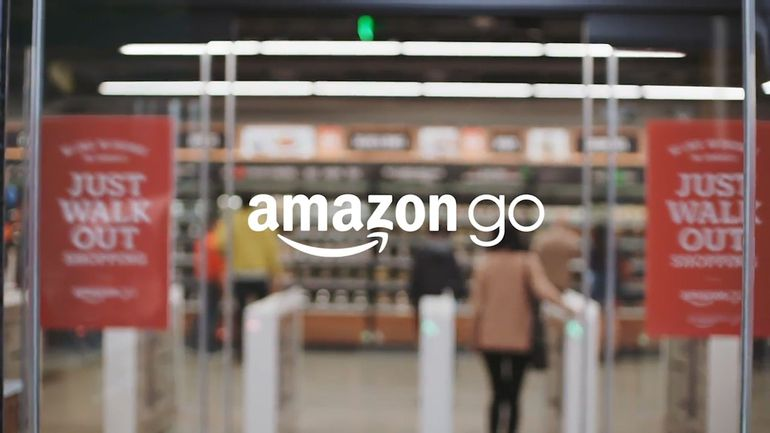 Amazon Go, arriva il primo rivoluzionario supermercato dove si compra con un'app