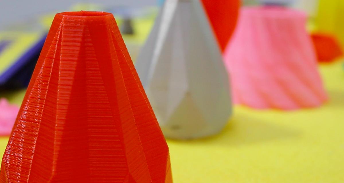Continua il consumo delle stampanti 3D