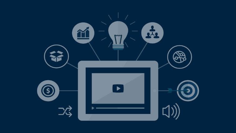 Cresce in modo esponenziale il traffico verso i video online
