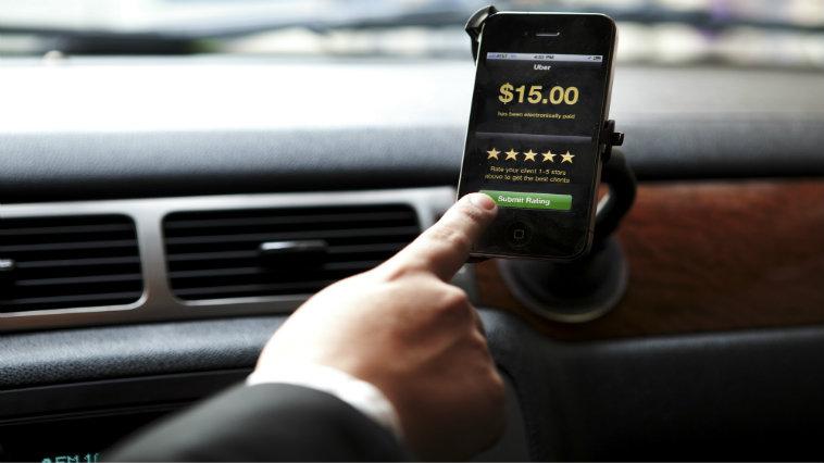 Uber punta sull'Intelligenza Artificiale e sfida Google