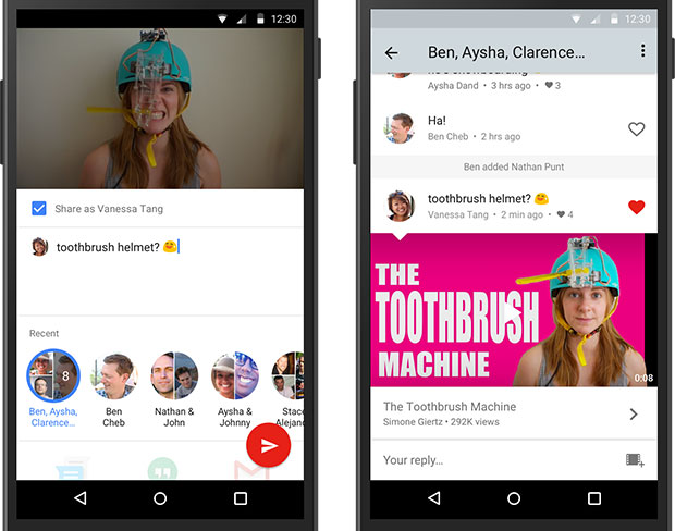 YouTube diventa una chat