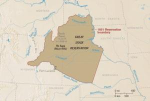 terre dei Sioux