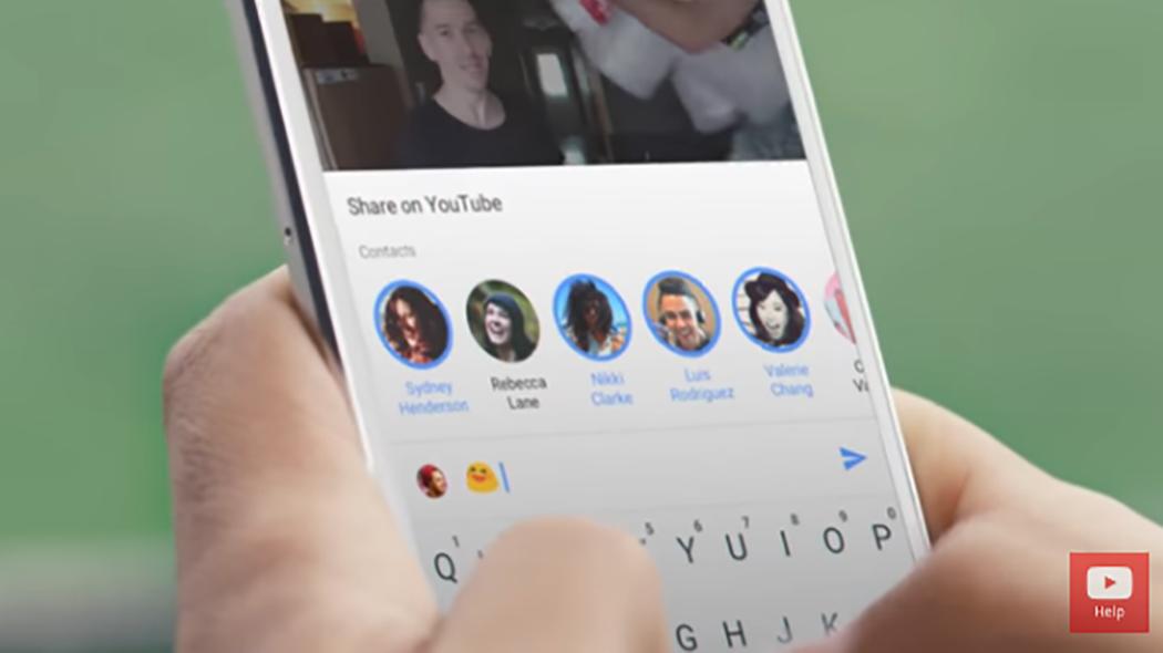 YouTube, l'app mobile diventa una chat