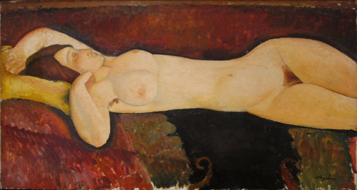 Morte Amedeo Modigliani, pittore e scultore italiano