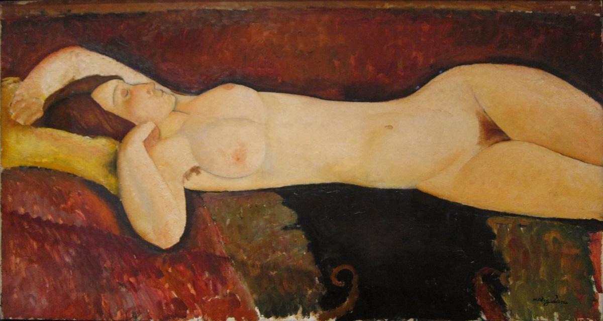 Morte Amedeo Modigliani, pittore e scultore italiano