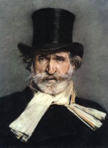 maestro Giuseppe Verdi