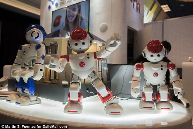 Il robot Alpha 2